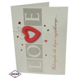 Pocztówka Walentynkowa 44703-14