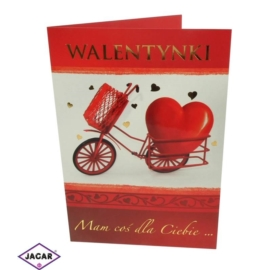Pocztówka Walentynkowa 44703-15