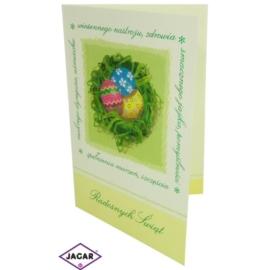 Pocztówka Wielkanocna 44703-Z7
