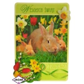 Pocztówka Wielkanocna 4475-3