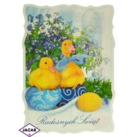 Pocztówka Wielkanocna 4475-5