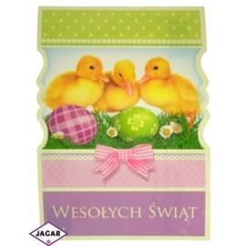 Pocztówka Wielkanocna 4475-8