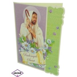 Pocztówka Wielkanocna 44703-Z15