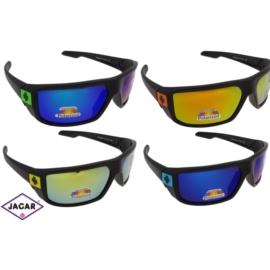 AVIATOR okulary przeciwsłoneczne - 123a - 12szt/op