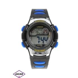 Zegarek dziecięcy - czarny - szer: 4 cm Z142