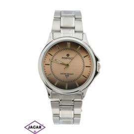 Zegarek męski - miedziany - szer: 4 cm Z157