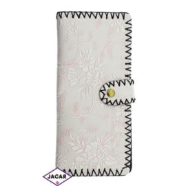 Szykowny portfel damski z nadrukiem - P114