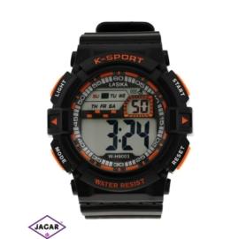 Zegarek męski - K-SPORT - szer: 5 cm Z180