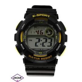Zegarek męski - K-SPORT - szer: 5 cm Z183
