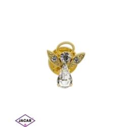 Broszka - aniołek- 1,7cm BR218