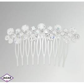 Ślubny grzebyk do włosów - JABLONEX -SGR1