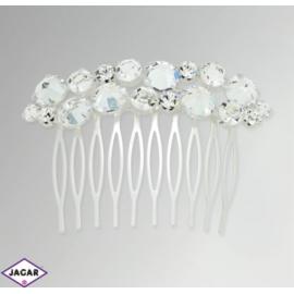 Ślubny grzebyk do włosów - JABLONEX -SGR2
