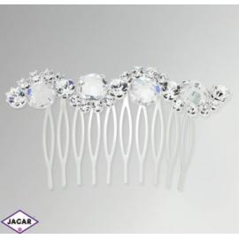 Ślubny grzebyk do włosów - JABLONEX -SGR5