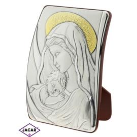 Święty Obrazek Posrebrzany 15,5cm x 21,5cm OBS1