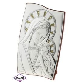 Święty Obrazek Posrebrzany 15cm x 22cm OBS4