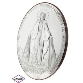 Święty Obrazek Posrebrzany 10cm x 13cm OBS11