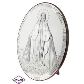 Święty Obrazek Posrebrzany 20cm x 25cm OBS24