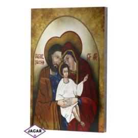 Ikona Prawosławna - 20cm x 30,5cm - IKO82
