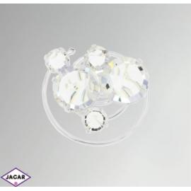 Ślubna sprężynka do włosów - JABLONEX -SGR11