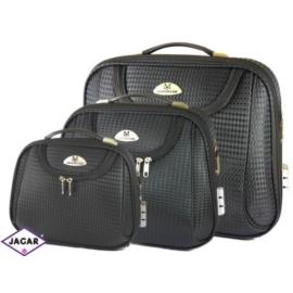 Zestaw trzech walizek podróżnych - WA1