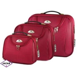 Zestaw trzech walizek podróżnych - WA2