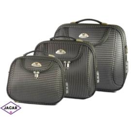 Zestaw trzech walizek podróżnych - WA3