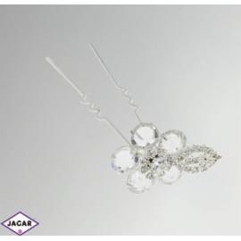 Ślubna wsuwka do włosów - JABLONEX -SGR20
