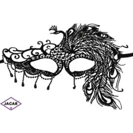 Maska karnawałowa - koronkowa - MA04