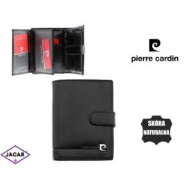 Skórzany portfel męski - Pierre Cardin - P172