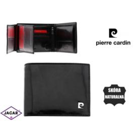 Skórzany portfel męski - Pierre Cardin - P174