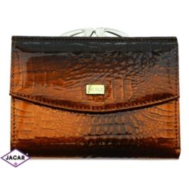 Skórzany portfel damski - NICOLE 47000885 - P177