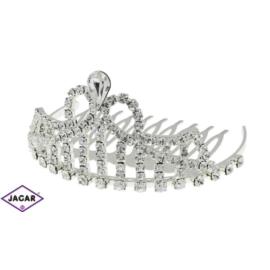 Ślubny grzebyk do włosów - SGR30