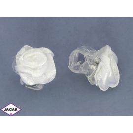 Szczypki do włosów róża - 1,5cm - 60szt. KŚ13