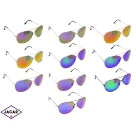 Okulary przeciwsłoneczne PAPARAZZI - 2157 12szt/op