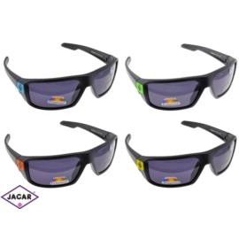 Okulary przeciwsłoneczne POLARYZACJA 123 12szt