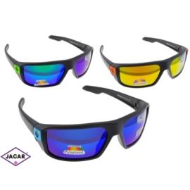 Okulary przeciwsłoneczne POLARYZACJA 123L 12szt
