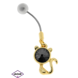 Body Piercing - Kolczyk do pępka - 3,3cm - P04