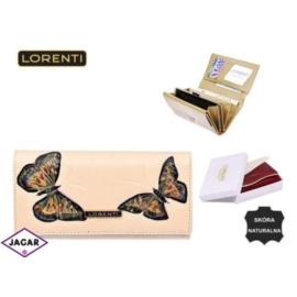 Portfel damski - LORENTI 64003-BT Beige - P189