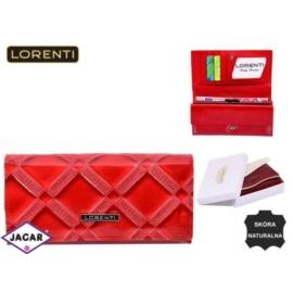Portfel damski - LORENTI 64003-RR Red - P193