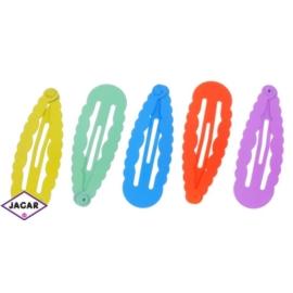 Spinka do włosów - kolorowy pyk - OS124