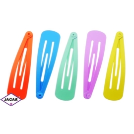 Spinka do włosów - kolorowy pyk - OS125