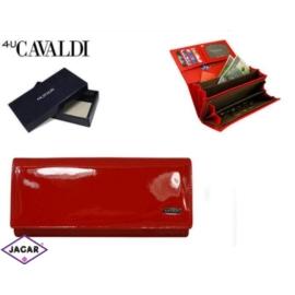 Portfel damski - CAVALDI - GD20-1 REDX1 - P208