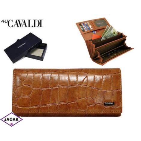 8bede6863742c Portfel damski - CAVALDI - GD20-2 CAMEL - P210