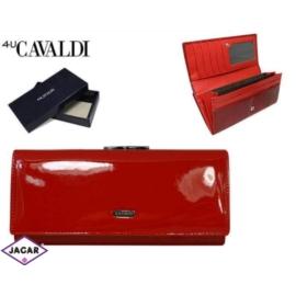 Portfel damski CAVALDI - GD24-FO-3 REDX1 - P222