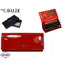 Portfel damski CAVALDI - GD27-2 REDX1 - P226