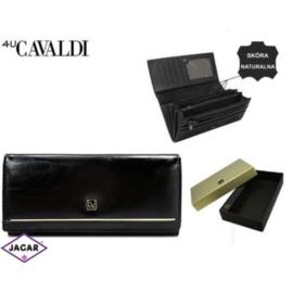 Portfel damski CAVALDI - P27-2 BLACK - P255