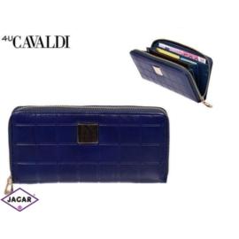 Portfel damski CAVALDI - SF1701 BLUE - P263