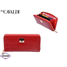 Portfel damski CAVALDI - SF1701 RED - P264