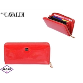 Portfel damski CAVALDI - SF1702 RED - P265