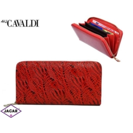 Portfel damski CAVALDI - SF-1704 RED 4 - P270